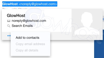 Yahoo! Mail - whitelist email from GlowHost - GlowHost